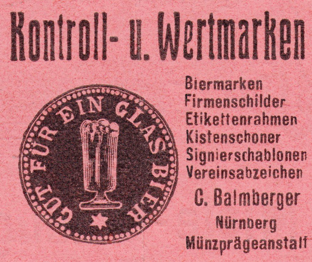 Balmberger 1931
