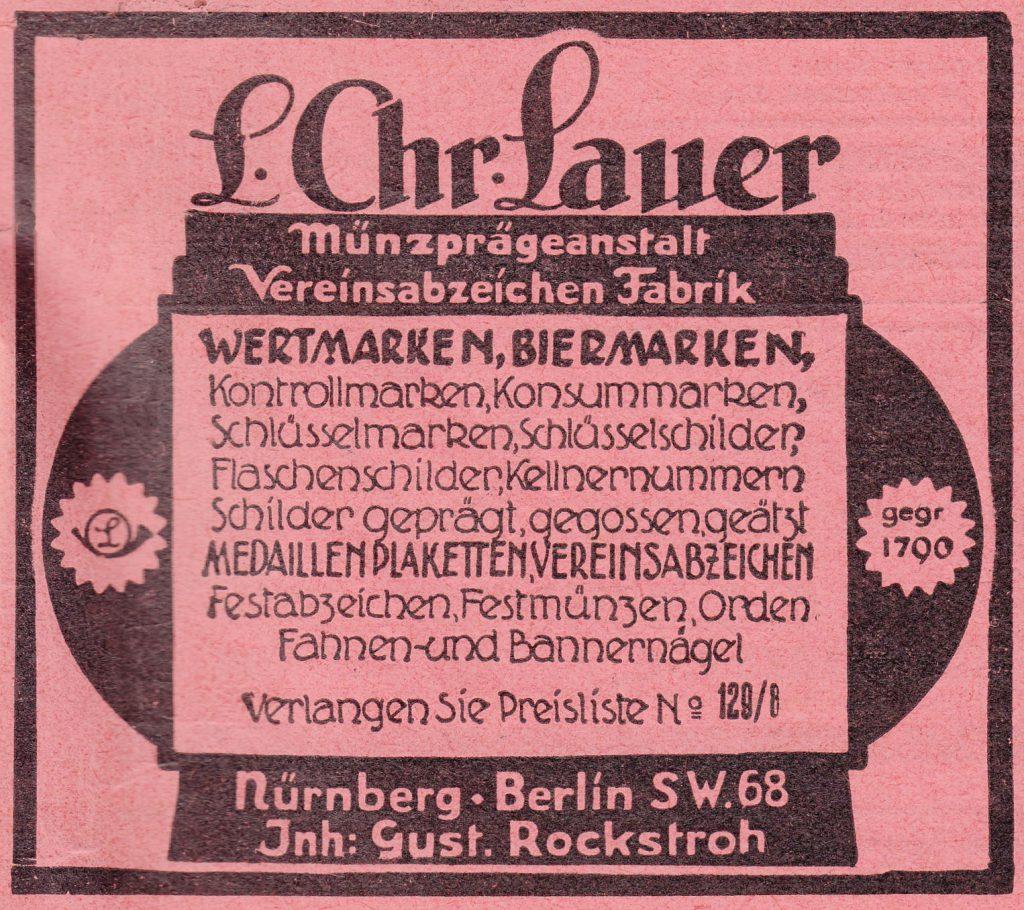 Lauer 1931