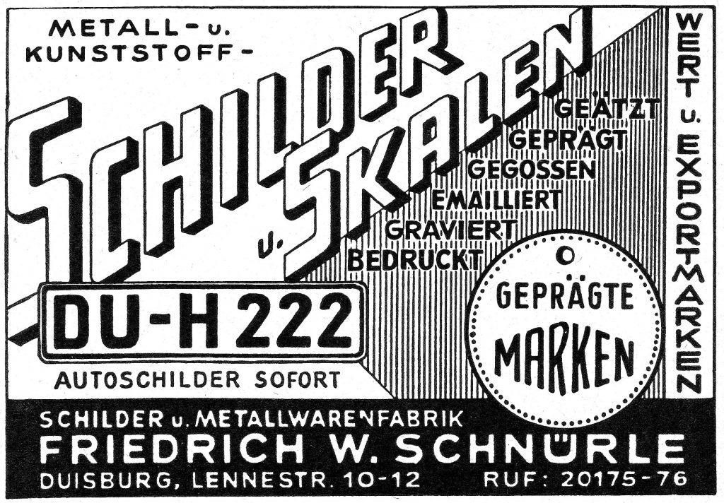 Schnürle 1958